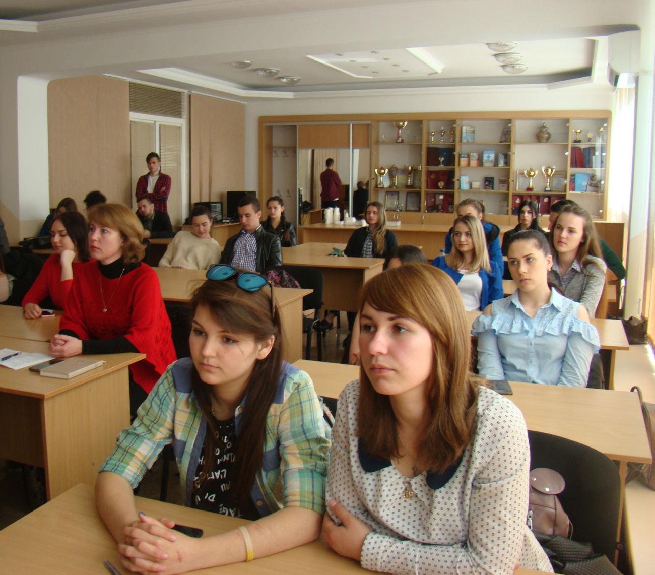 Регіональна студентська науково-практична конференція, присвячена 25-річчю встановлення дипломатичних відношенню між Україною та Албанією