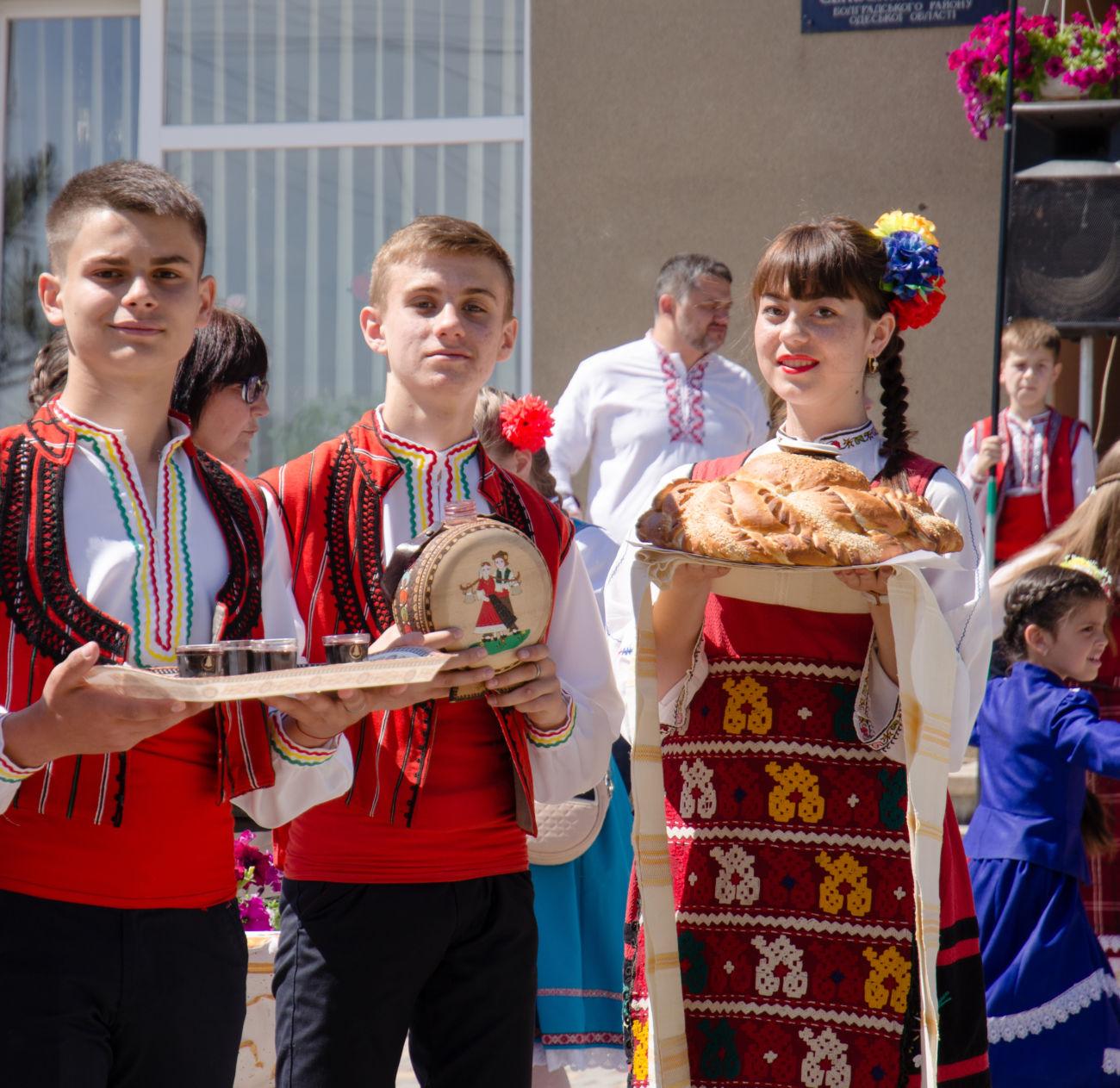 """I Міжнародний фольклорний фестиваль народної творчості """"Бессарабія Folk"""""""