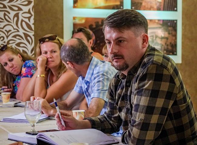 Збори активу Центру розвитку Бессарабії